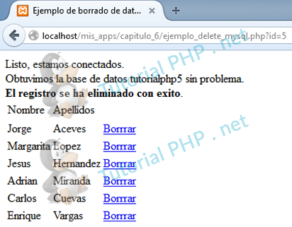 6_6_1_borrado_en_base_datos_mysql_con_php_5